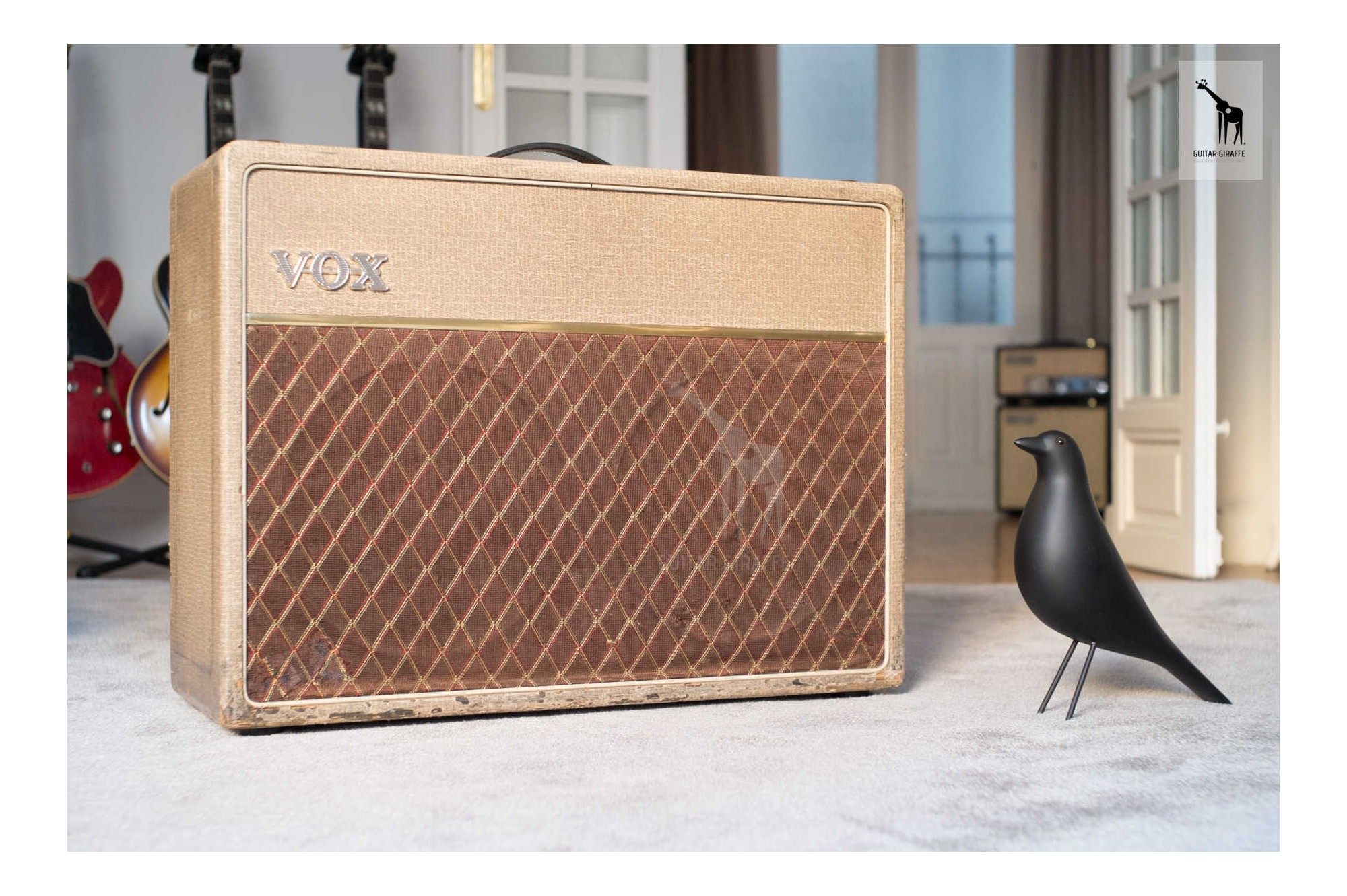 A30 Fawn Brt (Vox® AC-30 Fawn (bright channel))
