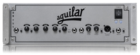 Agua 51, the Helix model of a Aguilar® DB51
