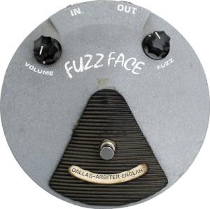 Arbitrator Fuzz, the Helix model of a Arbiter® FuzzFace®