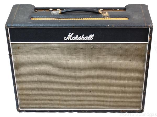 Brit Trem Nrm, the Helix model of a Marshall® JTM-50 (normal channel)