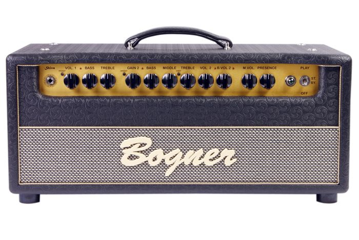 German Mahadeva, the Helix model of a Bogner® Shiva