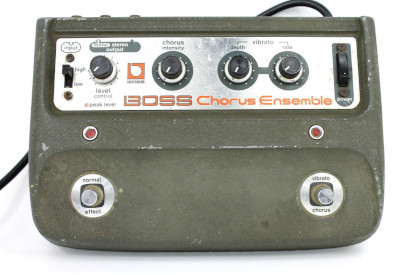 70s Chorus, the Helix model of a BOSS® CE-1