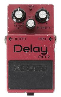 Adriatic Delay, the Helix model of a BOSS® DM-2 w/ Adrian Mod