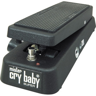 Fassel, the Helix model of a Dunlop® Cry Baby® Super