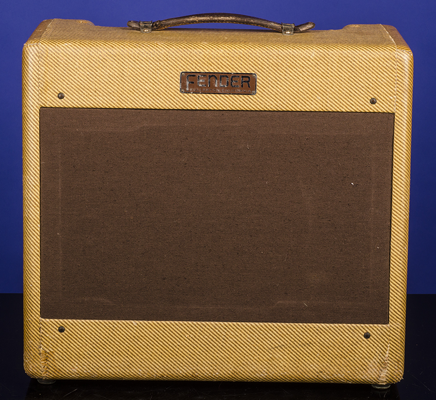 Fullerton Jump, the Helix model of a 1958 Fender® 5C3 Tweed Deluxe (jumped channels)