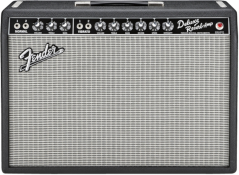 US Deluxe Vib, the Helix model of a Fender® Deluxe Reverb® (vibrato channel)