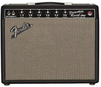 US Princess, the Helix model of a Fender Princeton Reverb
