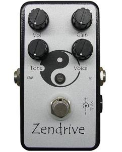 Dhyana Drive, the Helix model of a Hermida Zendrive