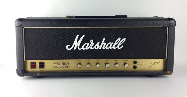 Brit 2204, the Helix model of a Marshall® JCM-800