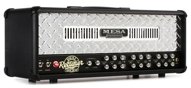 Cali Rectifire, the Helix model of a MESA Boogie® Dual Rectifier®