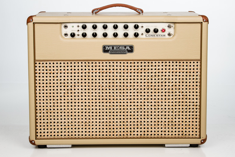 Cali Texas Ch 2, the Helix model of a MESA Boogie® Lone Star (drive channel)