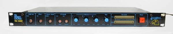 Trinity Chorus, the Helix model of a Dytronics® Tri-Stereo Chorus