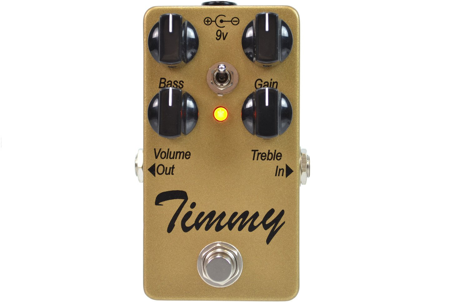 Teemah!, the Helix model of a Paul Cochrane Timmy® Overdrive