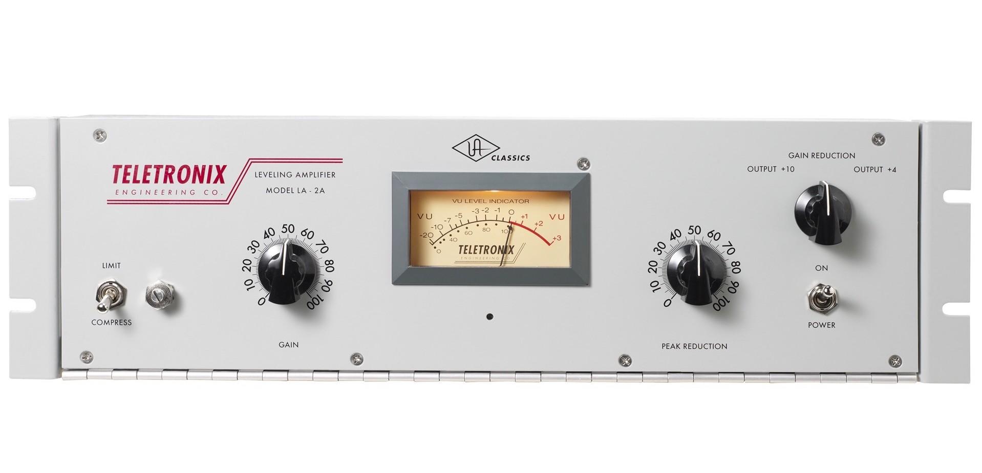 LA Studio Comp, the Helix model of a Teletronix® LA-2A®